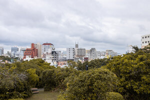 View of Naha from Asahigaoka Park