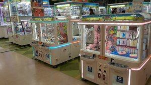 Claw games at Molly Fantasy
