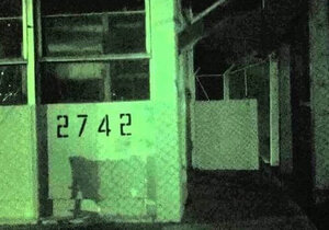 The haunted Camp Hansen Gate 3 where no Japanese will stand guard
