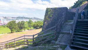 Go right to the Ruins and Urasoe Youdore
