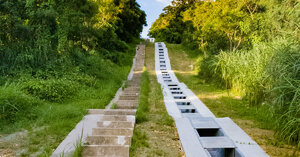 Stairway to Heaven in Okinawa