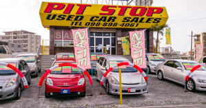 PIT STOP Used Car Sales