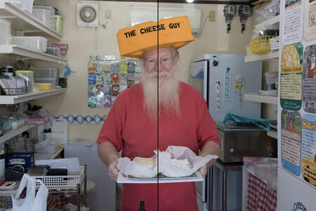 The Cheese Guy (Nanjo) - Example of image quality on Okinawa.Org