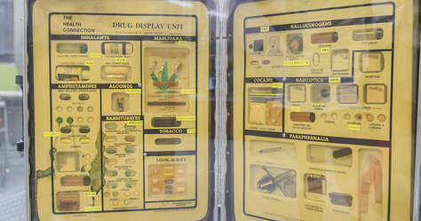 Drug Display