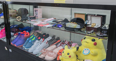 Fake Shoes And Pokemon