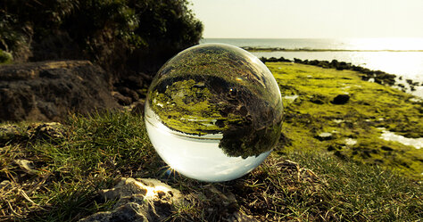Crystal Ball Toguchi Beach