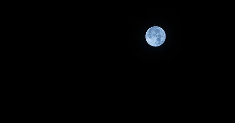 Full Moon After Typhoon Maysak